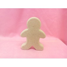 18mm MDF Ginger Bread Man 100mm